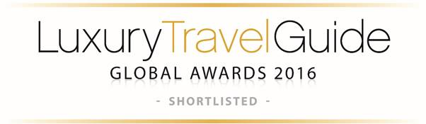 Luxury Travel Guide Award